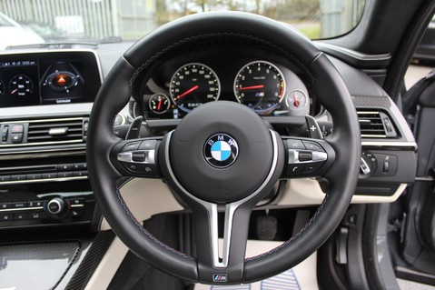 BMW 6 Series M6 GRAN COUPE - COMPETITION PK- B+O ADVANCED- KEYLESS- SURROUND CAMERAS 60