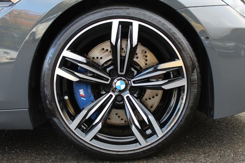 BMW 6 Series M6 GRAN COUPE - COMPETITION PK- B+O ADVANCED- KEYLESS- SURROUND CAMERAS 86