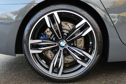 BMW 6 Series M6 GRAN COUPE - COMPETITION PK- B+O ADVANCED- KEYLESS- SURROUND CAMERAS 87