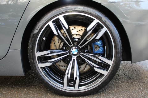 BMW 6 Series M6 GRAN COUPE - COMPETITION PK- B+O ADVANCED- KEYLESS- SURROUND CAMERAS 88