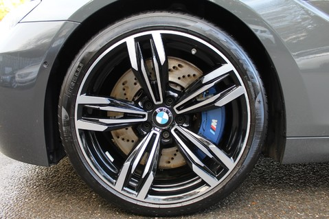 BMW 6 Series M6 GRAN COUPE - COMPETITION PK- B+O ADVANCED- KEYLESS- SURROUND CAMERAS 89