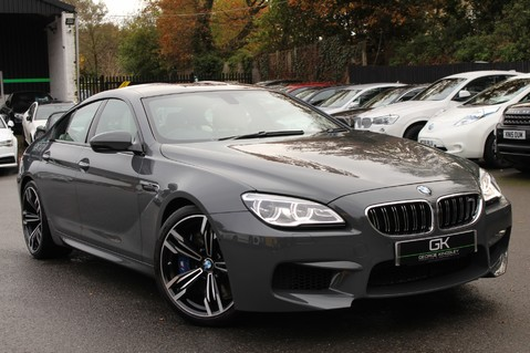 BMW 6 Series M6 GRAN COUPE - COMPETITION PK- B+O ADVANCED- KEYLESS- SURROUND CAMERAS 1