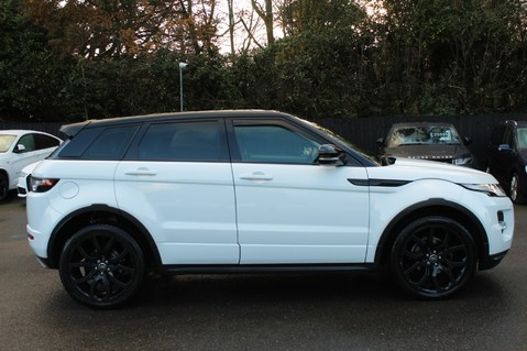 Land Rover Range Rover Evoque SD4 DYNAMIC - PANORAMIC ROOF -MEMORY SEATS - SAT NAV- DAB- BLUETOOTH- FLRSH 4