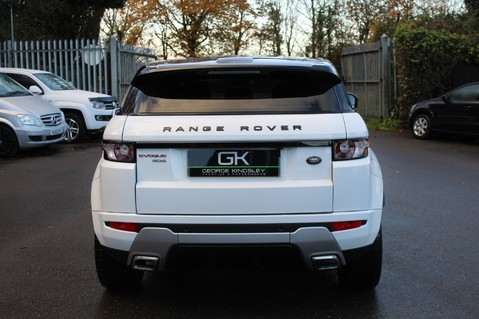 Land Rover Range Rover Evoque SD4 DYNAMIC - PANORAMIC ROOF -MEMORY SEATS - SAT NAV- DAB- BLUETOOTH- FLRSH 6