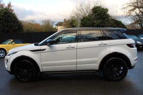 Land Rover Range Rover Evoque SD4 DYNAMIC - PANORAMIC ROOF -MEMORY SEATS - SAT NAV- DAB- BLUETOOTH- FLRSH 7