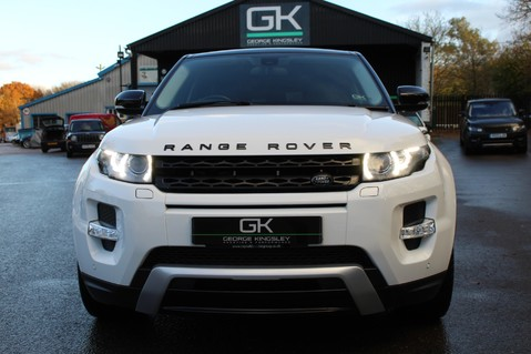 Land Rover Range Rover Evoque SD4 DYNAMIC - PANORAMIC ROOF -MEMORY SEATS - SAT NAV- DAB- BLUETOOTH- FLRSH 9