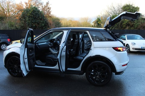 Land Rover Range Rover Evoque SD4 DYNAMIC - PANORAMIC ROOF -MEMORY SEATS - SAT NAV- DAB- BLUETOOTH- FLRSH 15