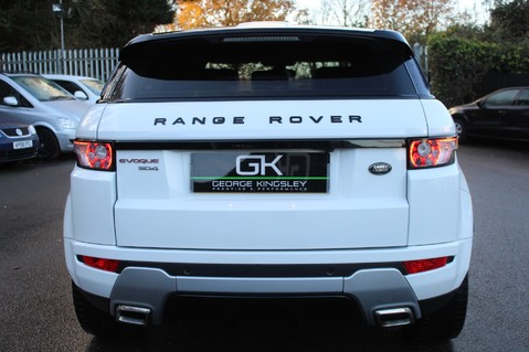 Land Rover Range Rover Evoque SD4 DYNAMIC - PANORAMIC ROOF -MEMORY SEATS - SAT NAV- DAB- BLUETOOTH- FLRSH 18
