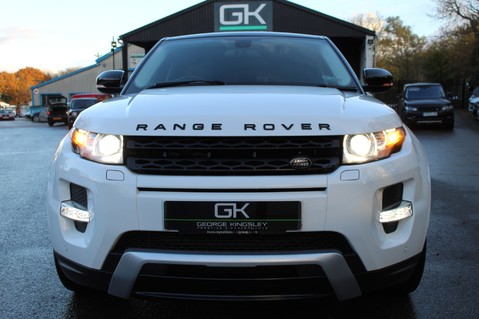 Land Rover Range Rover Evoque SD4 DYNAMIC - PANORAMIC ROOF -MEMORY SEATS - SAT NAV- DAB- BLUETOOTH- FLRSH 19