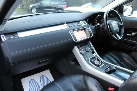 Land Rover Range Rover Evoque SD4 DYNAMIC - PANORAMIC ROOF -MEMORY SEATS - SAT NAV- DAB- BLUETOOTH- FLRSH 11