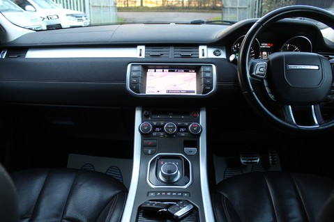 Land Rover Range Rover Evoque SD4 DYNAMIC - PANORAMIC ROOF -MEMORY SEATS - SAT NAV- DAB- BLUETOOTH- FLRSH 12