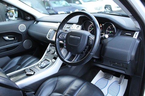 Land Rover Range Rover Evoque SD4 DYNAMIC - PANORAMIC ROOF -MEMORY SEATS - SAT NAV- DAB- BLUETOOTH- FLRSH 33