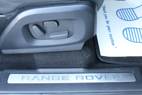 Land Rover Range Rover Evoque SD4 DYNAMIC - PANORAMIC ROOF -MEMORY SEATS - SAT NAV- DAB- BLUETOOTH- FLRSH 36