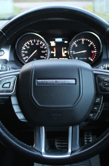 Land Rover Range Rover Evoque SD4 DYNAMIC - PANORAMIC ROOF -MEMORY SEATS - SAT NAV- DAB- BLUETOOTH- FLRSH