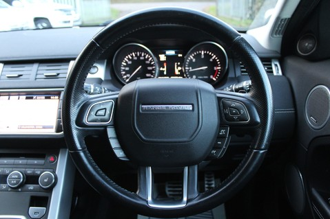 Land Rover Range Rover Evoque SD4 DYNAMIC - PANORAMIC ROOF -MEMORY SEATS - SAT NAV- DAB- BLUETOOTH- FLRSH 37