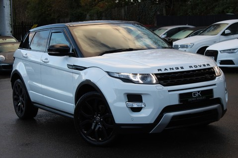 Land Rover Range Rover Evoque SD4 DYNAMIC - PANORAMIC ROOF -MEMORY SEATS - SAT NAV- DAB- BLUETOOTH- FLRSH 1