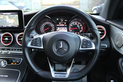 Mercedes-Benz C Class AMG C 43 4MATIC PREMIUM - ONE OFF SPECIAL CAR - 460BHP - PAN ROOF/KEYLESS 69