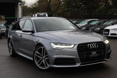 Audi A6 AVANT TDI ULTRA BLACK EDITION -FULL KEYLESS -ELECTRIC BOOT -20 INCH ALLOYS