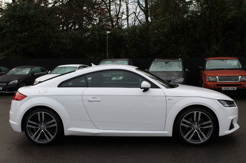 Audi TT TFSI QUATTRO S LINE S-TRONIC 230PS - VIRTUAL COCKPIT - APPLE CAR PLAY 5