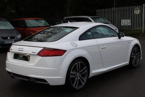 Audi TT TFSI QUATTRO S LINE S-TRONIC 230PS - VIRTUAL COCKPIT - APPLE CAR PLAY 4