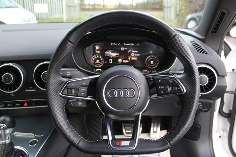Audi TT TFSI QUATTRO S LINE S-TRONIC 230PS - VIRTUAL COCKPIT - APPLE CAR PLAY 36