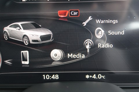 Audi TT TFSI QUATTRO S LINE S-TRONIC 230PS - VIRTUAL COCKPIT - APPLE CAR PLAY 39