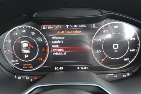 Audi TT TFSI QUATTRO S LINE S-TRONIC 230PS - VIRTUAL COCKPIT - APPLE CAR PLAY 40