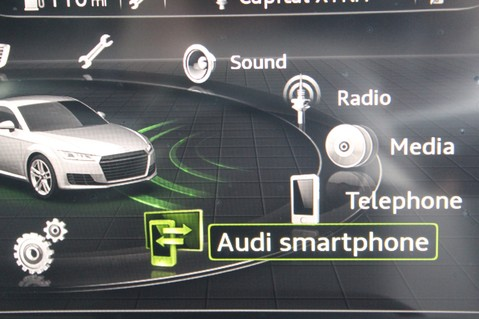 Audi TT TFSI QUATTRO S LINE S-TRONIC 230PS - VIRTUAL COCKPIT - APPLE CAR PLAY 43