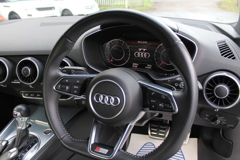 Audi TT TFSI QUATTRO S LINE S-TRONIC 230PS - VIRTUAL COCKPIT - APPLE CAR PLAY 51
