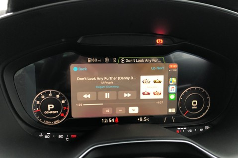 Audi TT TFSI QUATTRO S LINE S-TRONIC 230PS - VIRTUAL COCKPIT - APPLE CAR PLAY 61