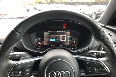 Audi TT TFSI QUATTRO S LINE S-TRONIC 230PS - VIRTUAL COCKPIT - APPLE CAR PLAY 65