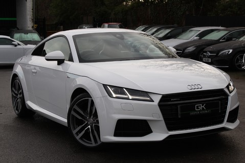 Audi TT TFSI QUATTRO S LINE S-TRONIC 230PS - VIRTUAL COCKPIT - APPLE CAR PLAY 1