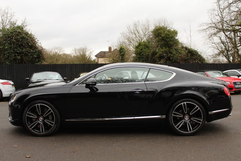 Bentley Continental GT V8 MULLINER - MASSAGE/COOLED/HEATED SEATS -NAIM AUDIO SYSTEM 7