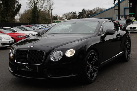 Bentley Continental GT V8 MULLINER - MASSAGE/COOLED/HEATED SEATS -NAIM AUDIO SYSTEM 8