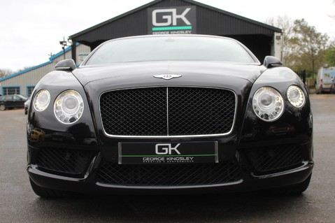Bentley Continental GT V8 MULLINER - MASSAGE/COOLED/HEATED SEATS -NAIM AUDIO SYSTEM 9