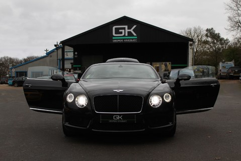 Bentley Continental GT V8 MULLINER - MASSAGE/COOLED/HEATED SEATS -NAIM AUDIO SYSTEM 14