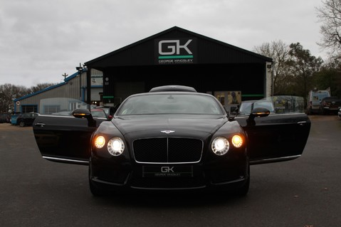 Bentley Continental GT V8 MULLINER - MASSAGE/COOLED/HEATED SEATS -NAIM AUDIO SYSTEM 15