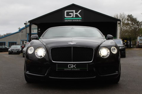 Bentley Continental GT V8 MULLINER - MASSAGE/COOLED/HEATED SEATS -NAIM AUDIO SYSTEM 19