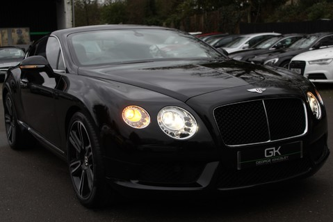Bentley Continental GT V8 MULLINER - MASSAGE/COOLED/HEATED SEATS -NAIM AUDIO SYSTEM 23