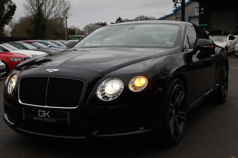 Bentley Continental GT V8 MULLINER - MASSAGE/COOLED/HEATED SEATS -NAIM AUDIO SYSTEM 24