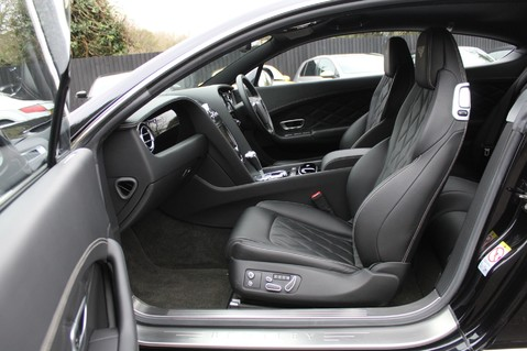 Bentley Continental GT V8 MULLINER - MASSAGE/COOLED/HEATED SEATS -NAIM AUDIO SYSTEM 28