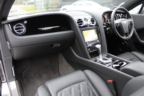 Bentley Continental GT V8 MULLINER - MASSAGE/COOLED/HEATED SEATS -NAIM AUDIO SYSTEM 10