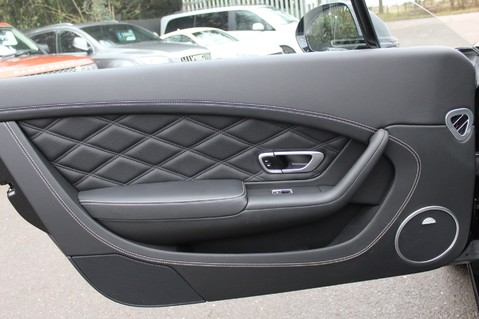 Bentley Continental GT V8 MULLINER - MASSAGE/COOLED/HEATED SEATS -NAIM AUDIO SYSTEM 29