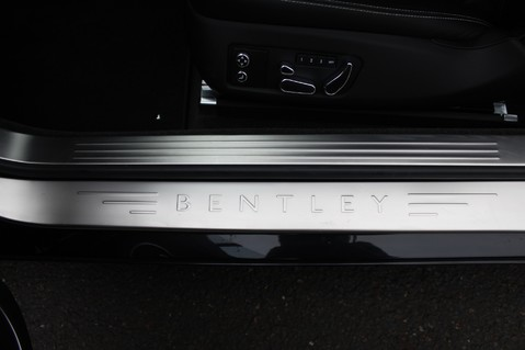 Bentley Continental GT V8 MULLINER - MASSAGE/COOLED/HEATED SEATS -NAIM AUDIO SYSTEM 31