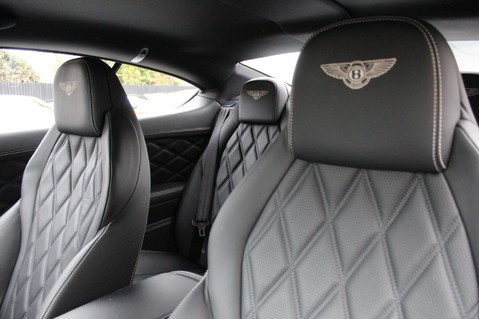Bentley Continental GT V8 MULLINER - MASSAGE/COOLED/HEATED SEATS -NAIM AUDIO SYSTEM 32