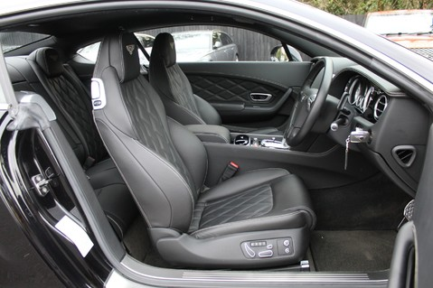 Bentley Continental GT V8 MULLINER - MASSAGE/COOLED/HEATED SEATS -NAIM AUDIO SYSTEM 12