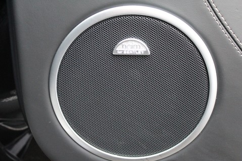 Bentley Continental GT V8 MULLINER - MASSAGE/COOLED/HEATED SEATS -NAIM AUDIO SYSTEM 42