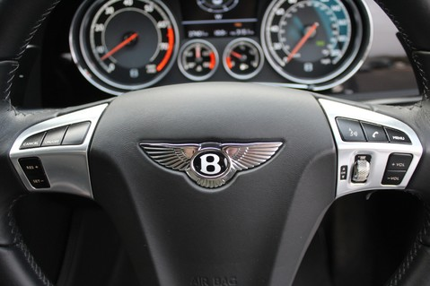 Bentley Continental GT V8 MULLINER - MASSAGE/COOLED/HEATED SEATS -NAIM AUDIO SYSTEM 45