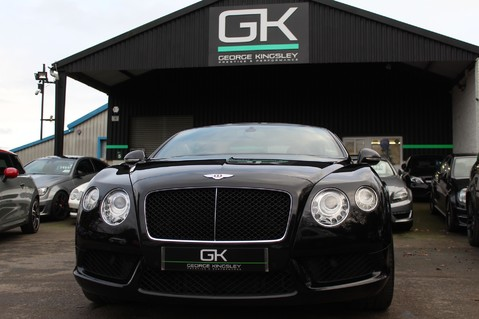 Bentley Continental GT V8 MULLINER - MASSAGE/COOLED/HEATED SEATS -NAIM AUDIO SYSTEM 68