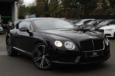 Bentley Continental GT V8 MULLINER - MASSAGE/COOLED/HEATED SEATS -NAIM AUDIO SYSTEM 1